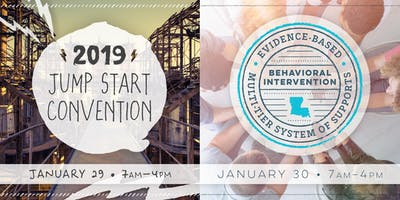 2019 Jump Start Convention & Behavioral Intervention Summit Registration