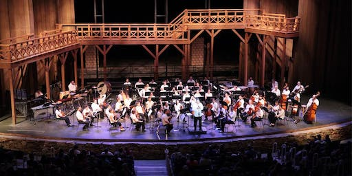 Evansville Philharmonic Orchestra performing hits of the 60s, 70s, and 80s!