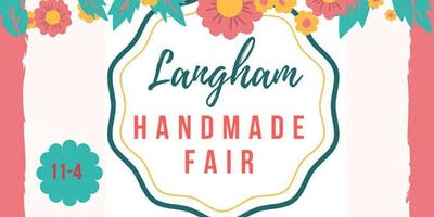 Langham Handmade Fair (Essex)