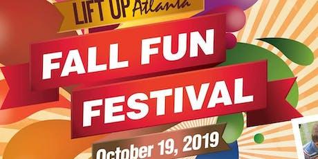 Lift Up Atlanta's 2019 Fun Fall Festival tickets