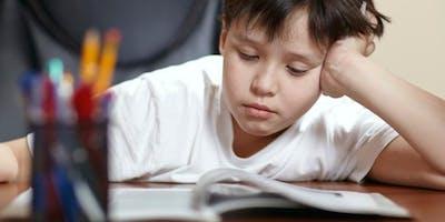 Dyslexia for a Day- A simulation of Dyslexia
