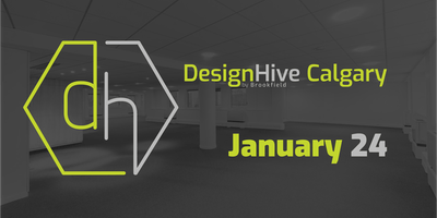 DesignHive by Brookfield!