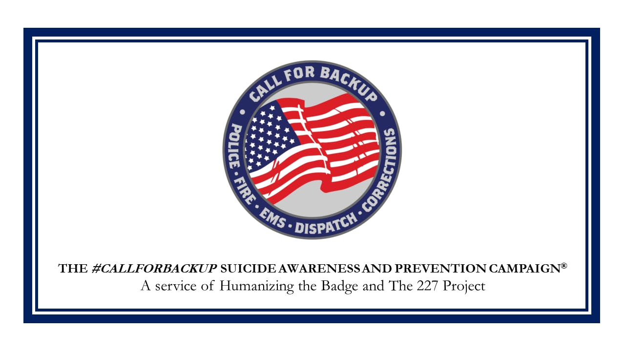 Call for Backup - Marquette, Michigan AM Sess