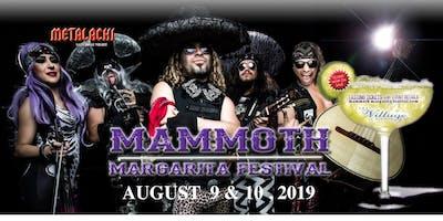 Mammoth Margarita Festival 2019 | 8th Annual Tequila & Mezcal Tasting