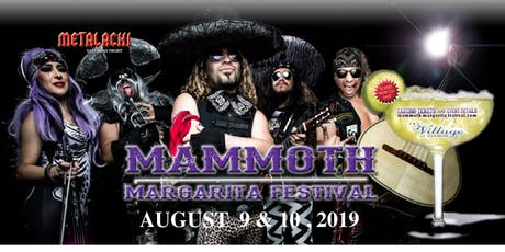 Mammoth Margarita Festival 2019 | 8th Annual Tequila & Mezcal Tasting tickets