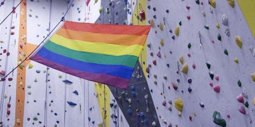 CRUX LGBTQ Climbing - Monday Night Heights