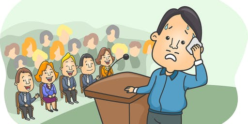 Slay Your Fears of Presentations and Public Speaking