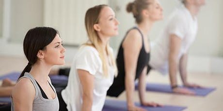 Precision, pace and grace: a yoga workshop with Erika Shapiro tickets