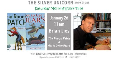 Saturday Morning Story Time with Brian Lies