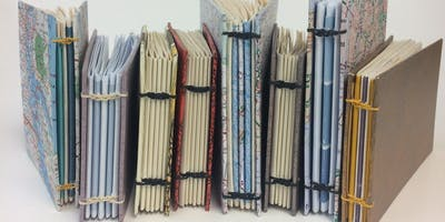 Coptic Bookbinding: 1 Needle Variation with Ali Herrmann