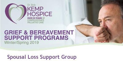Spousal Loss Support Group