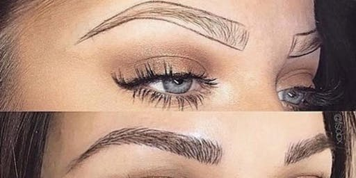 DC microblading & Shading class ( ombré brow )