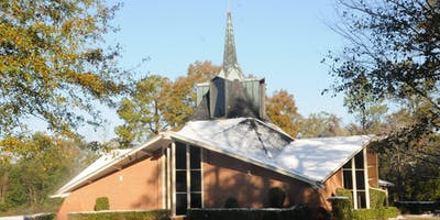 Broussard's Piano's Celebrates, The Church of The Good Shepherd.