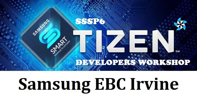 Samsung Tizen / SSSP Partner Workshop 2019