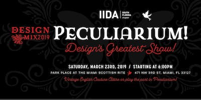 IIDA SFC Presents Design Mix 2019- Peculiarium!