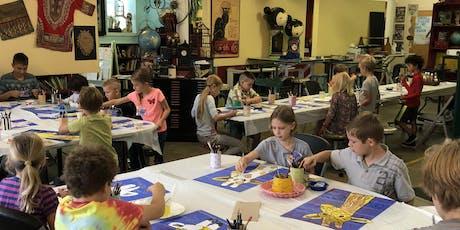 Creative Kids After School Arts Program March Tickets Tue Mar 5