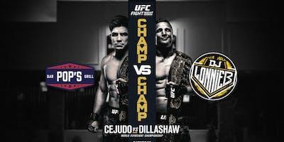 UFC Fight Night 143 Watch Party: Cejudo vs. Dillashaw