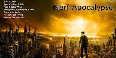 Nerf-Apocalypse Jan 19, 2019 @ 6pm