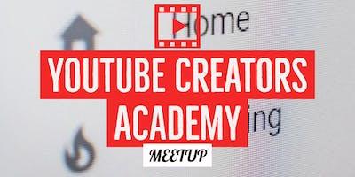 YouTube Creators Academy