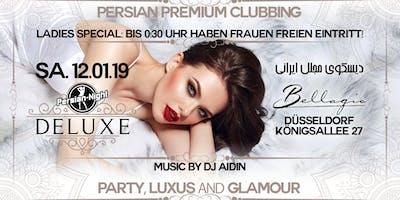 Sa. 12. Januar 2019: Persian-Night Deluxe @ Bellagio Club Düsseldorf