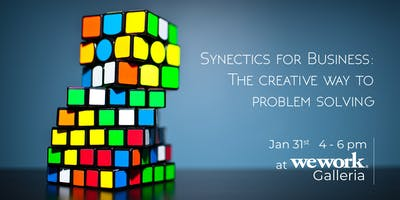 Synectics for Business: The creative way to problem solving