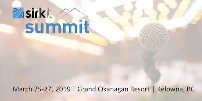 SIRKit Summit 2019
