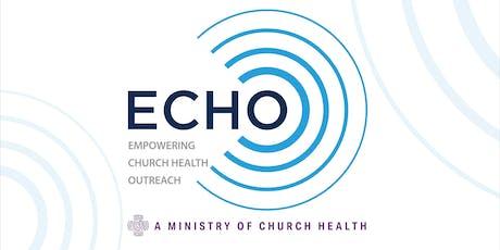 July 2019 Church Health/ECHO Replication Workshop tickets