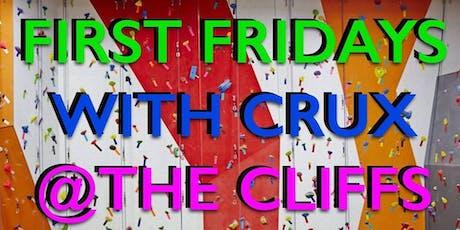 CRUX LGBTQ Climbing - New Climber Night tickets