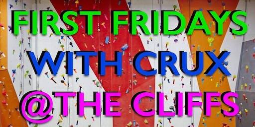 CRUX LGBTQ Climbing - New Climber Night
