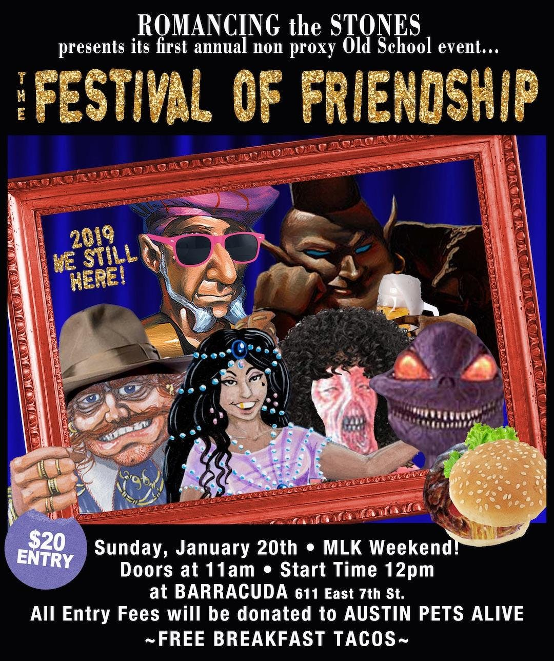 The Festival of Friendship (Magic Tournament)