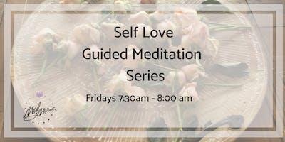 Self Love Guided Meditation Series
