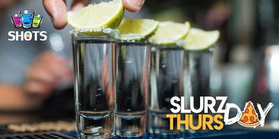 Slursday Thursday @ SHOTS Wynwood