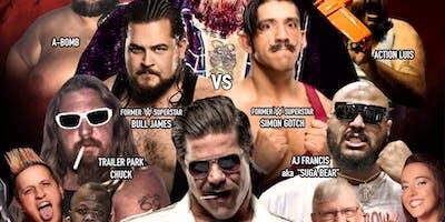 Sausage Castle Wrestling LIVE