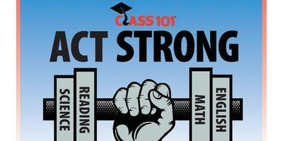 4 Week ACT Prep Class for the February 9th Exam