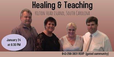 Teaching & Healing