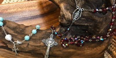 Linked Rosary Making Class