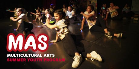 Multicultural Arts Summer Youth Program (MAS) 2019 tickets