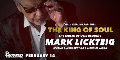 King of Soul - The Music of Otis Redding Valentine\