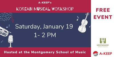 Korean Musical Workshop