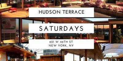 Members Only Saturdays at Hudson Terrace Free Guestlist - 2/23/2019