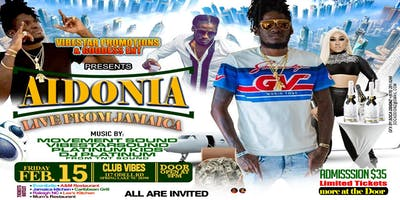 Aidonia Live in Fayetteville NC