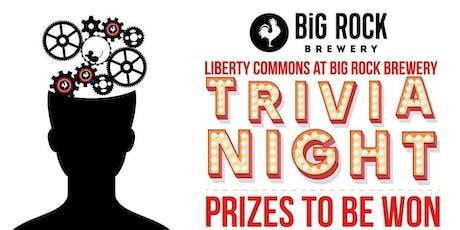 Trivia Night at Liberty Commons tickets