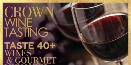 Walk Around Wine Tasting - Try 50+ Wines and Gourmet Goodies - Boynton tickets