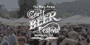 Bay Area Craft Beer Festival - April 20, 2019