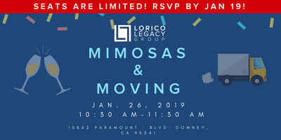 Mimosas & Moving