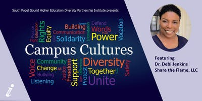 2019 South Puget Sound Higher Education Diversity Partnership Institute