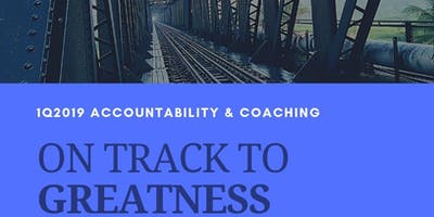 On Track To Greatness - Accountability & Coaching