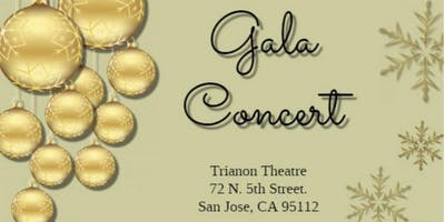 """""""Golden Gate  International Piano Competition"""" Gala Concert"""