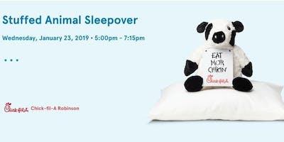 Stuffed Animal Sleepover (General Admission)