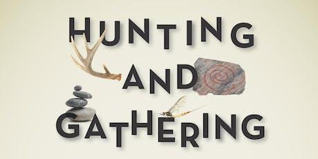 Hunting & Gathering Lecture Series: Traditional Wilderness Skills: Brain Tan Buckskin with Joshua Lisbon tickets